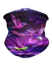 Hummingbird Purple Light TJ1901 Neck Gaiter tile