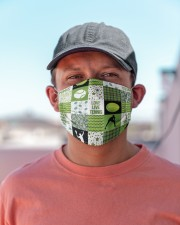 Tennis Love T824 Cloth face mask aos-face-mask-lifestyle-06