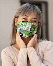 Tennis Love T824 Cloth face mask aos-face-mask-lifestyle-17