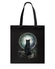 Nyx - Magical Black Cat - 1112 - N1 Tote Bag thumbnail