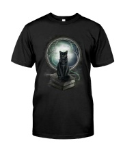 Nyx - Magical Black Cat - 1112 - N1 Classic T-Shirt thumbnail
