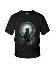 Nyx - Magical Black Cat - 1112 - N1 Youth T-Shirt thumbnail