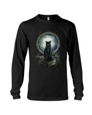 Nyx - Magical Black Cat - 1112 - N1 Long Sleeve Tee thumbnail