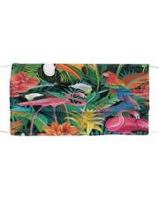Tropical Bird Flamingo H30740 Cloth face mask front