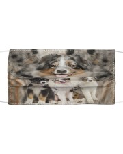 Awesome Australian Shepherd G82703 Cloth face mask front