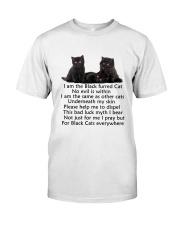 Black Cat Mug Classic T-Shirt thumbnail