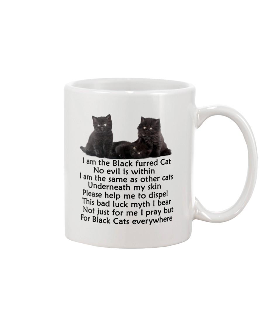 Black Cat Mug Mug