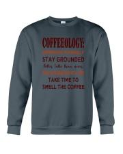 Coffee Coffeeology Crewneck Sweatshirt thumbnail