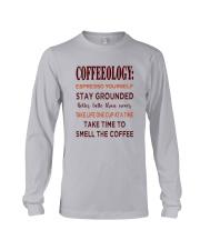 Coffee Coffeeology Long Sleeve Tee thumbnail