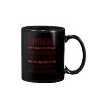Coffee Coffeeology Mug tile