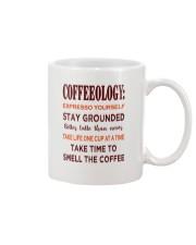 Coffee Coffeeology Mug front