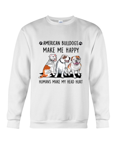 American Bulldog - Head hurt