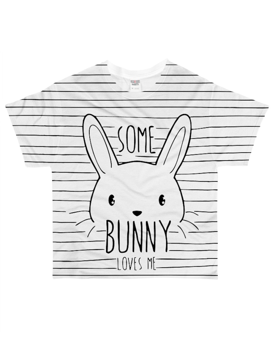 Rabbit - Some Bunny All-over T-Shirt