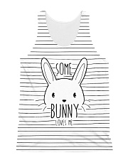 Rabbit - Some Bunny All-over Unisex Tank thumbnail