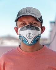 Hippie Bus G82766 Cloth face mask aos-face-mask-lifestyle-06