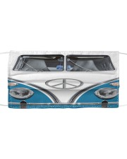 Hippie Bus G82766 Cloth face mask front