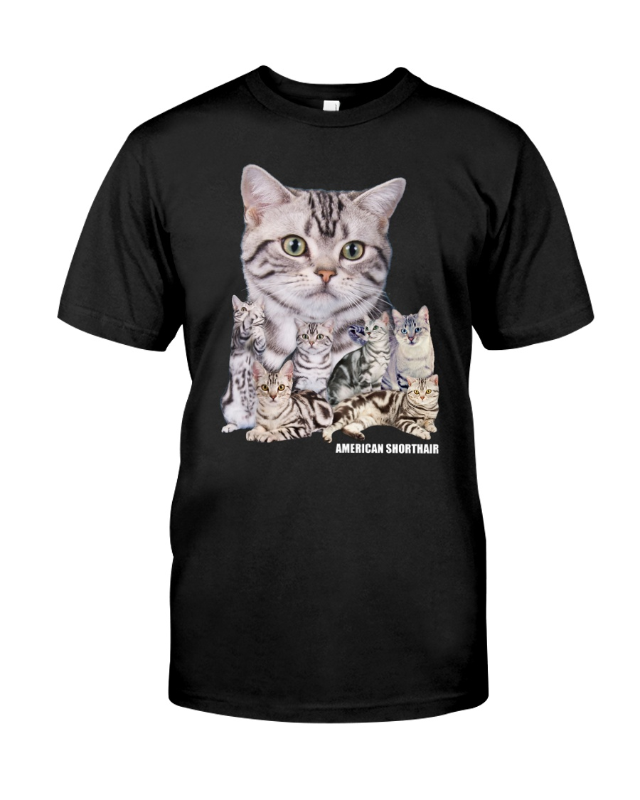 American Shorthair Awesome Classic T-Shirt