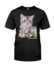 American Shorthair Awesome Classic T-Shirt front