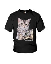 American Shorthair Awesome Youth T-Shirt thumbnail