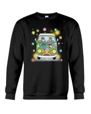 More Cat Peace Crewneck Sweatshirt thumbnail