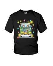 More Cat Peace Youth T-Shirt thumbnail