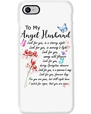 Family To My Angel Husband Look for you Phone Case thumbnail