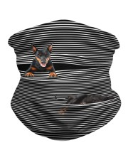 Doberman Pinscher Striped T821  Neck Gaiter thumbnail