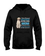 Dog Labrador Retriever Super Mom Hooded Sweatshirt thumbnail