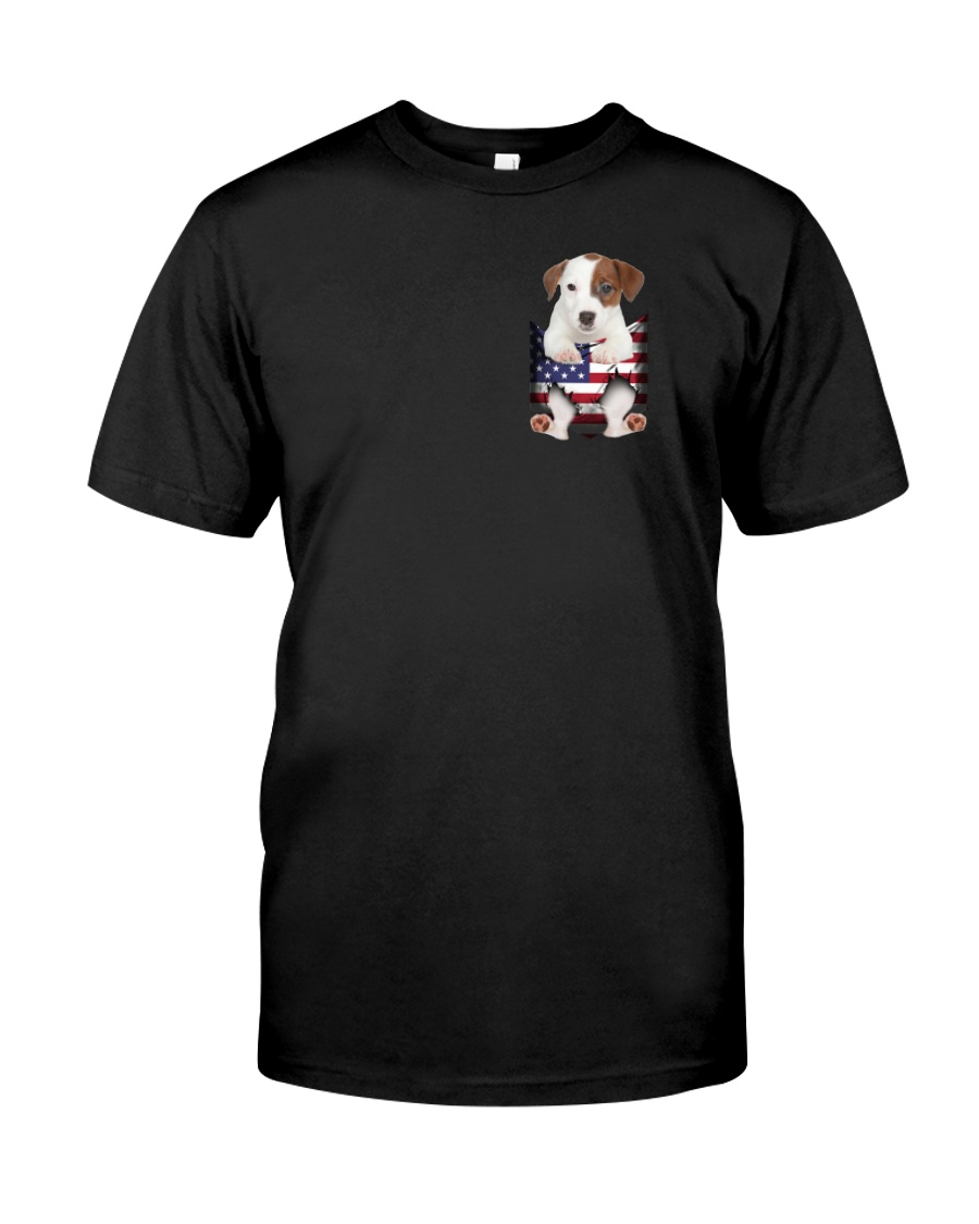 Jack Russell Terrier America Bag Classic T-Shirt