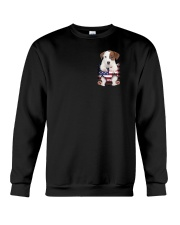 Jack Russell Terrier America Bag Crewneck Sweatshirt thumbnail