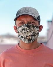 Australian Shepherd Awesome H27855 Cloth face mask aos-face-mask-lifestyle-06