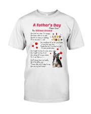 Chinese Crested Poem Classic T-Shirt thumbnail