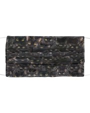 Black Cat Awesome H28860 Cloth face mask front