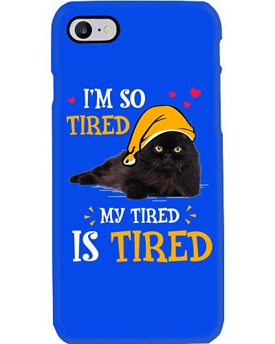 Black Cat I'm So Tired