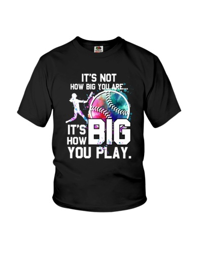 Baseball - How Big You Are