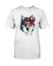 The Wolf  Classic T-Shirt front