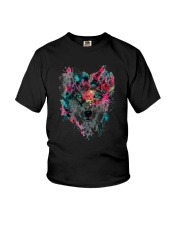 The Wolf  Youth T-Shirt thumbnail