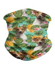 Tropical Pineapple Jack Russell Terrier H25829 Neck Gaiter tile