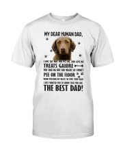 Chesapeake Bay Retriever Dear Human Classic T-Shirt thumbnail