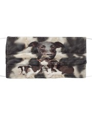 Awesome Greyhound G82713 Cloth face mask front