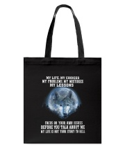 NYX - Wolf Lessons - 2702 Tote Bag thumbnail