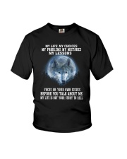 NYX - Wolf Lessons - 2702 Youth T-Shirt thumbnail