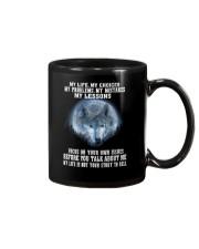 NYX - Wolf Lessons - 2702 Mug thumbnail