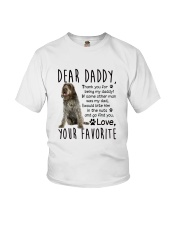 Wirehaired Pointing Griffon Daddy Youth T-Shirt thumbnail