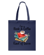 Book - Book and Coffee Tote Bag thumbnail
