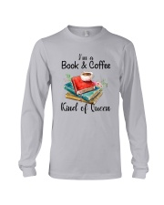 Book - Book and Coffee Long Sleeve Tee thumbnail