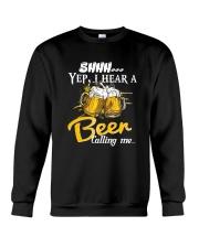 Beer Calling Me Crewneck Sweatshirt thumbnail