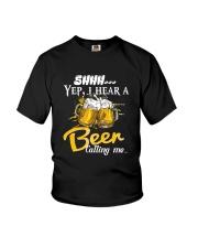 Beer Calling Me Youth T-Shirt thumbnail