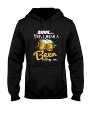 Beer Calling Me Hooded Sweatshirt thumbnail