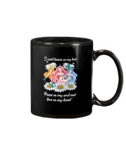 Mermaid Daisy Peace Love T5TE Mug thumbnail